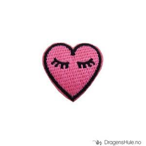 Bilde av Stoffmerke: Hjertevipper