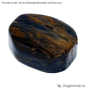Bilde av Mineral: Tromlet Forsteinet tre