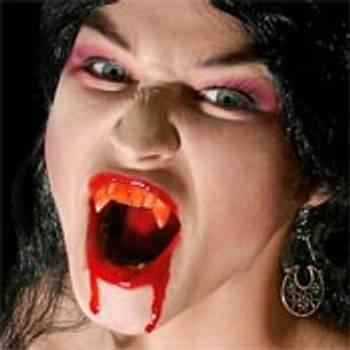 Sminke-FX: Sår og Blod