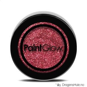 Bilde av Fine Glitter: Holo Red -PaintGlow