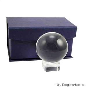 Bilde av Krystallkule: Klar 60mm