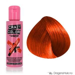 Bilde av Hårfarge: Coral Red -Crazy Color